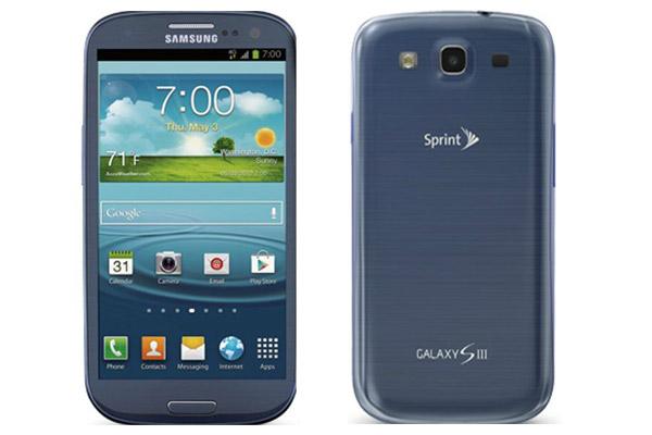 16GB Sprint Samsung Galaxy S3 via Amazon Wireless