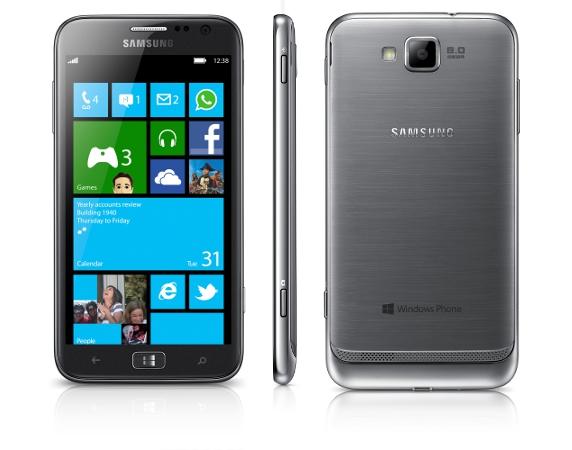 Samsung ATIV S finally hitting the market