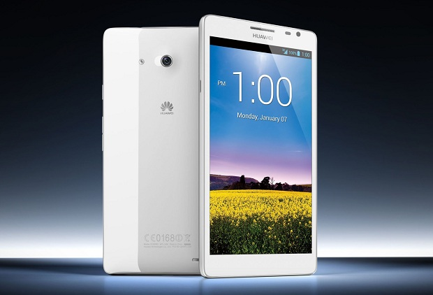Huawei's Ascend Mate - first impressions