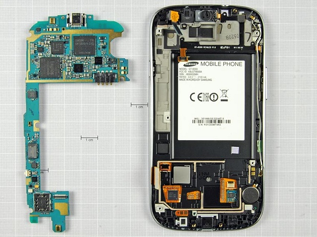 Samsung releasing a firmware update to fix some Galaxy S III problems