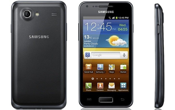 Samsung rolls out Jelly Bean for the Galaxy S Advance