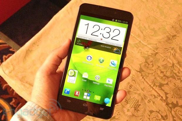 ZTE's new 5.7-inch Grand Memo handset