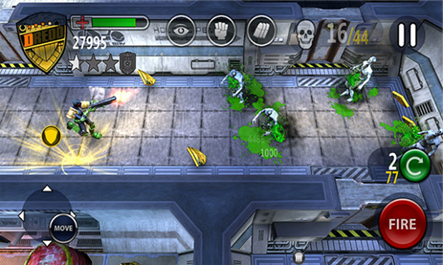 Dredd vs. Zombies Game Review