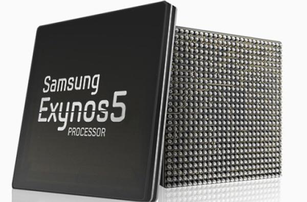 Exynos 5 Octa tested at the Mobile World Congress