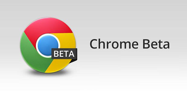 Google Chrome Beta full screen mode for Android
