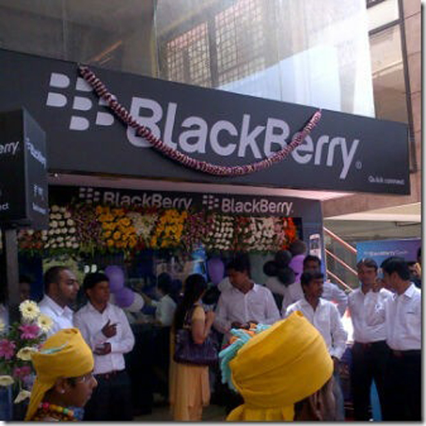 India will get BlackBerry Z10 soon