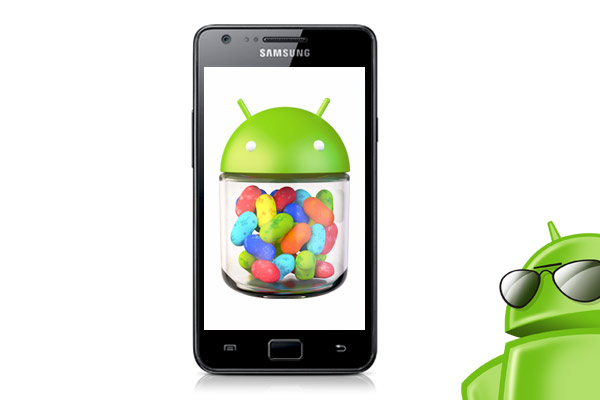 Jelly Bean is fact in South Korea for Samsung Galaxy S2