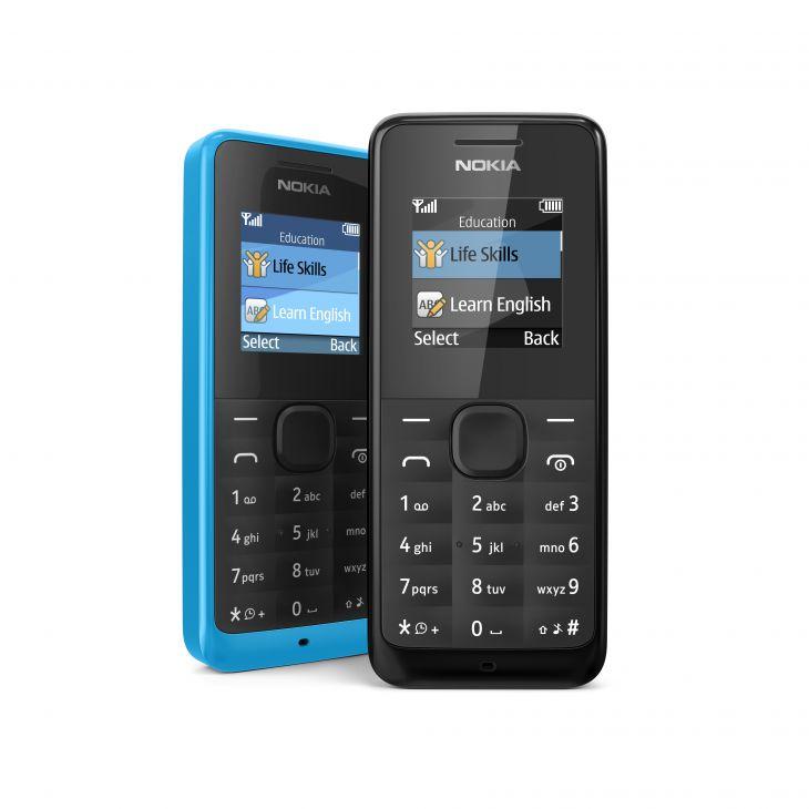 MWC Nokia starts unveiling – Nokia 105 announced