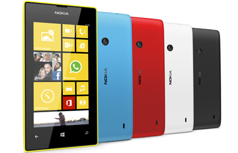 Nokia continues the announcement series with Lumia 520