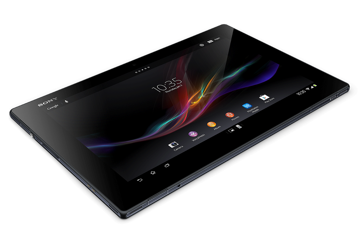 Sony announces plans to release Xperia Z Tablet worldwide