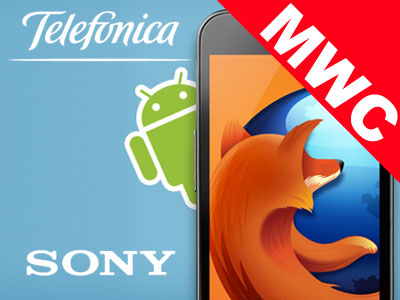 Sony joins the Firefox OS group