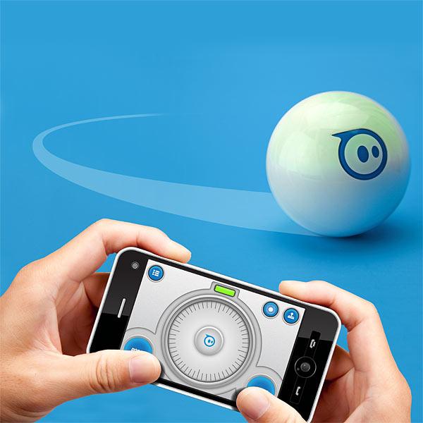 Sphero ball – just for fun