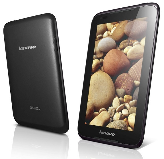 Three tablets announced by Lenovo at MWC 4