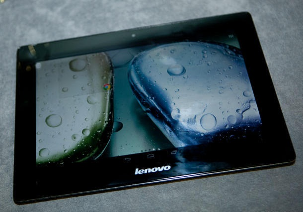 Three tablets announced by Lenovo at MWC