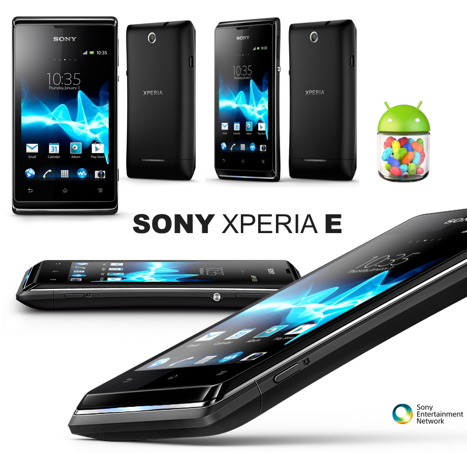 Xperia E to hit the market in March