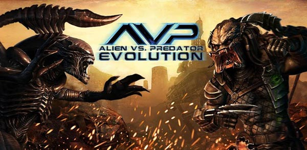 Aliens vs Predator Evolution now in the Play Store