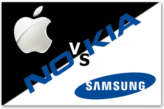 Nokia will involve in the trial between Apple and Samsung - on the side of Apple!