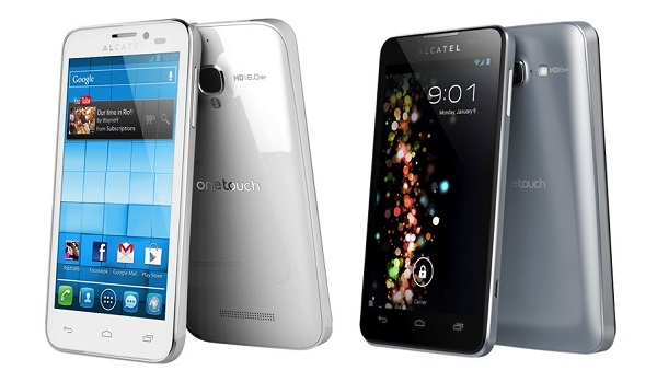 Two more devices by Alcatel