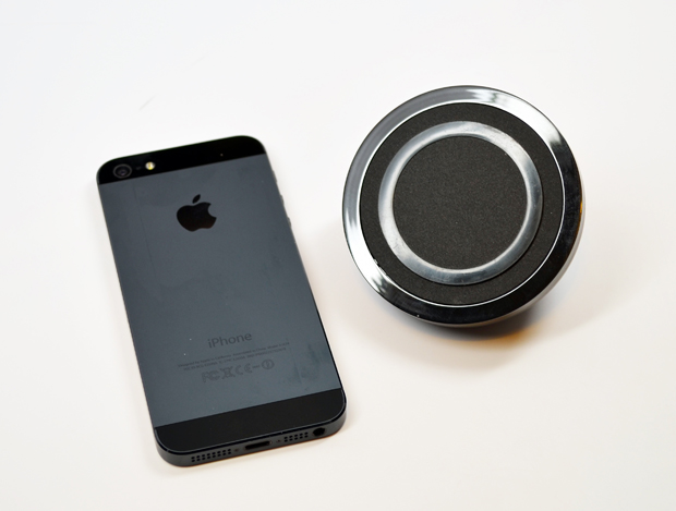 iPhone 5S is rumoured, but not likely to get wireless charging.