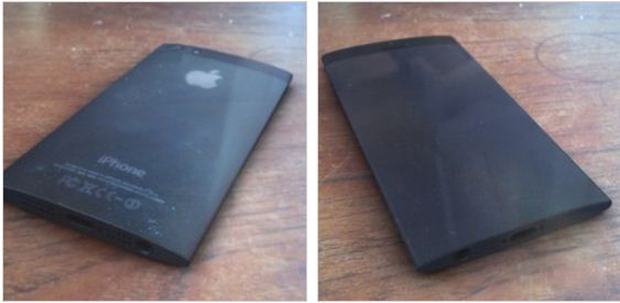 These are the first pictures of iPhone 5S, but are they real?