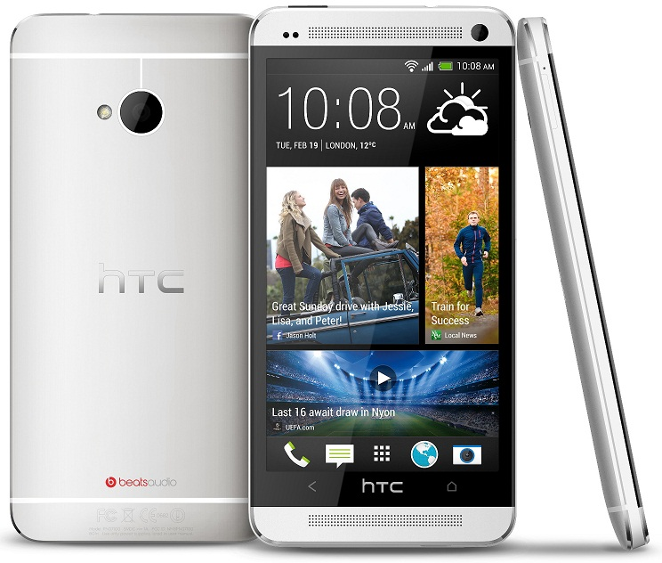HTC One European update is rolling out