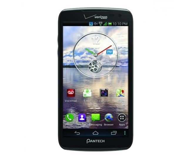 Pantech Perception available to Verizon's customers