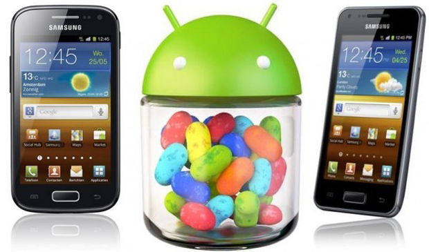 Great news - Samsung Galaxy Ace 2 is receiving Android Jelly Bean.