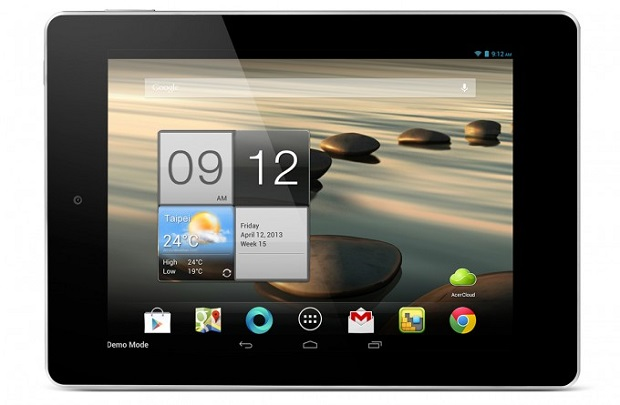 Acer announced a new 7.9-inch Iconia A1 tablet