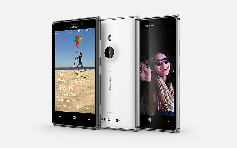 Exceptional antenna of Nokia Lumia 925