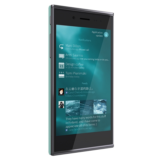Jolla reveals the first Sailfish OS smartphone, hits Europe before the end of 2013