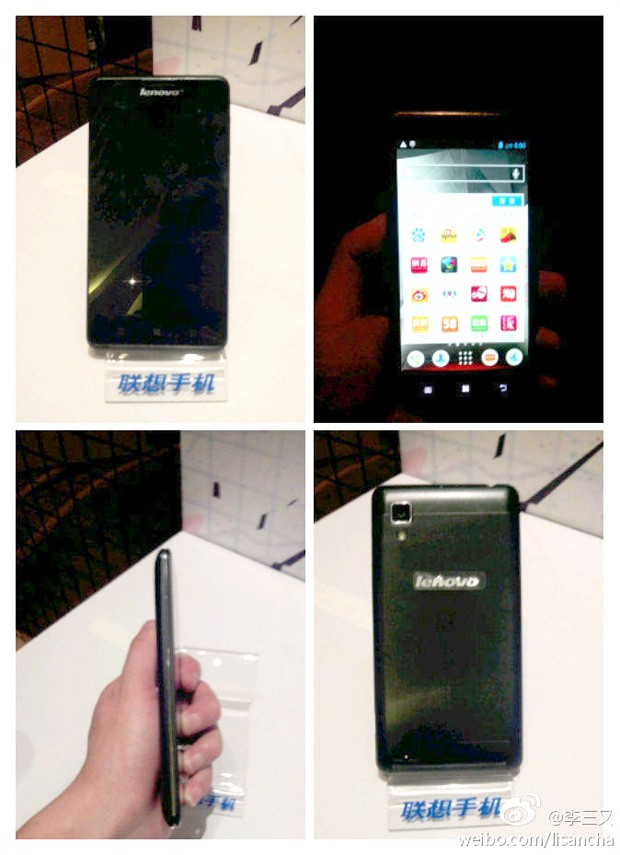 Kobe Bryant introduces Lenovo P780 – a new 5-inch smartphone 1