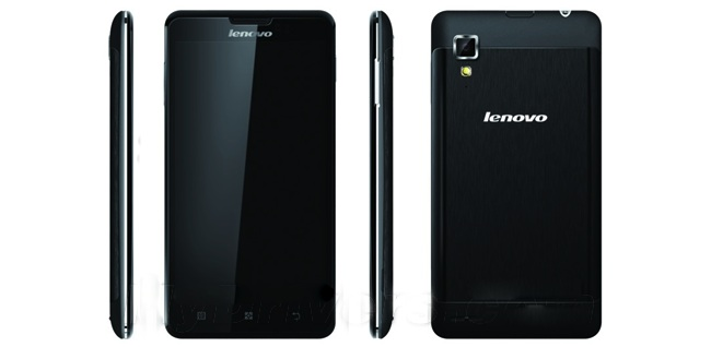Kobe Bryant introduces Lenovo P780 – a new 5-inch smartphone