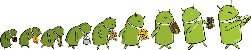 Android 5.0 might arrive at the end of the year, compatible for older devices