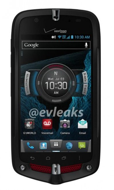 Casio Commando 4G LTE arrives at Verizon soon