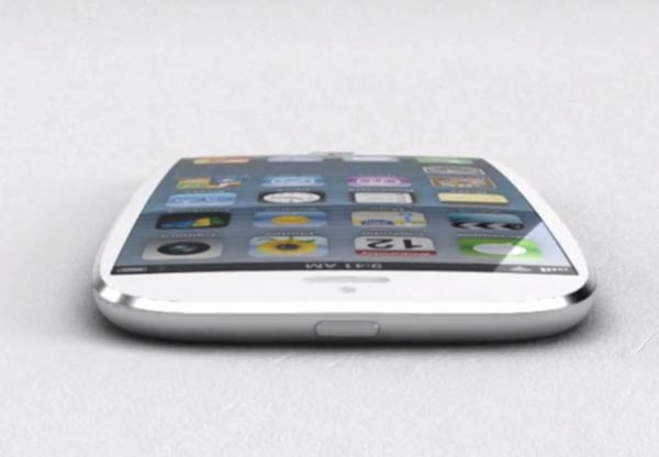 New concepts for iPhone 5S under the spotlight 1