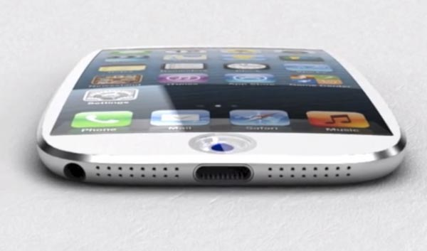 New concepts for iPhone 5S under the spotlight 3