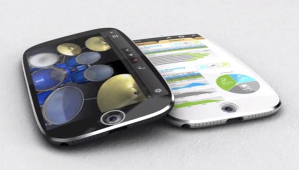 New concepts for iPhone 5S under the spotlight 4