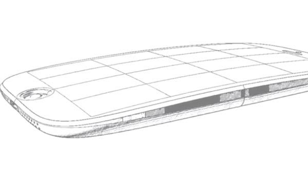 New concepts for iPhone 5S under the spotlight 5
