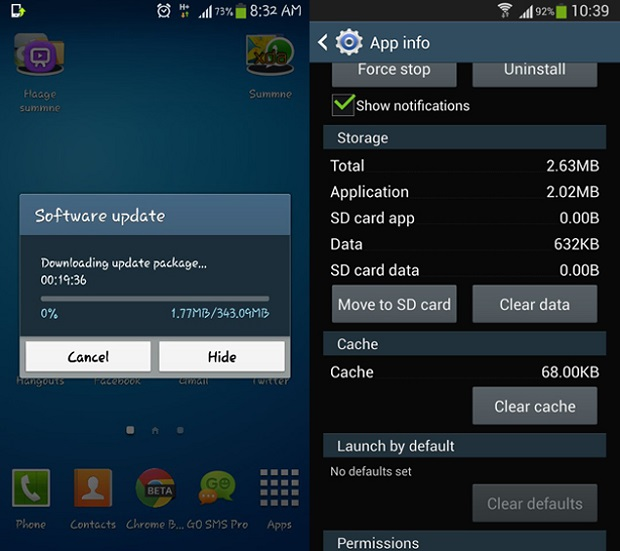 New update for Samsung Galaxy S4 aims to fix bugs