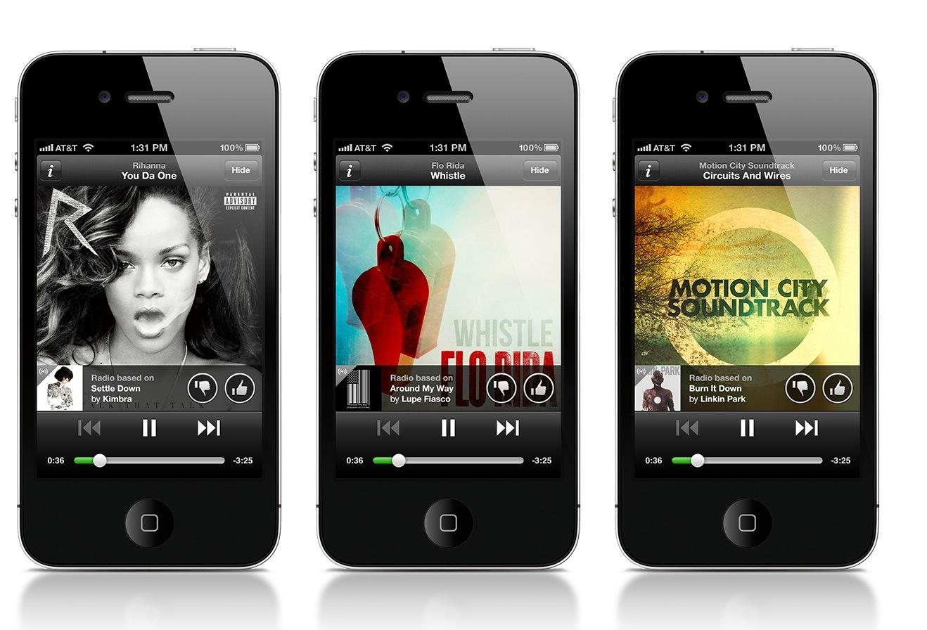 Rdio app launches its updated version for iOS