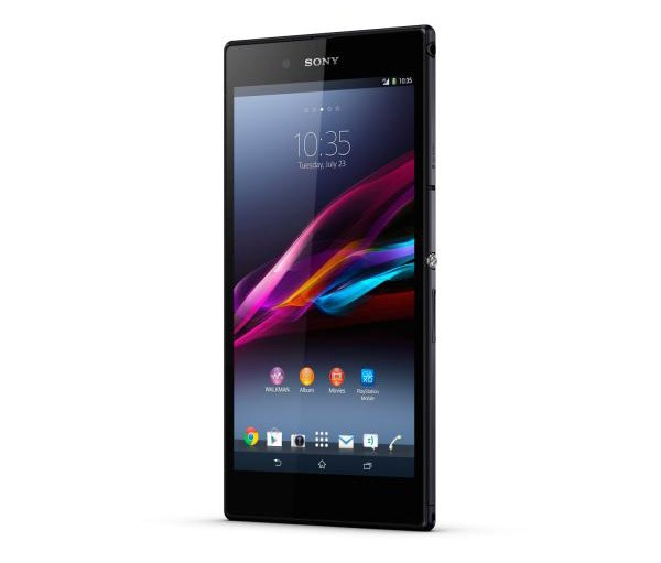 Sony Xperia Z Ultra will join the world of large-sized smartphones