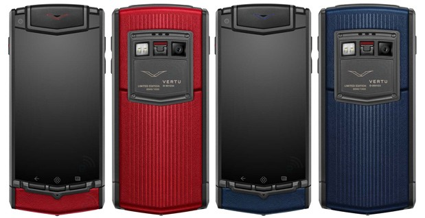 Vertu releases a limited edition of the luxury Vertu Ti smartphone