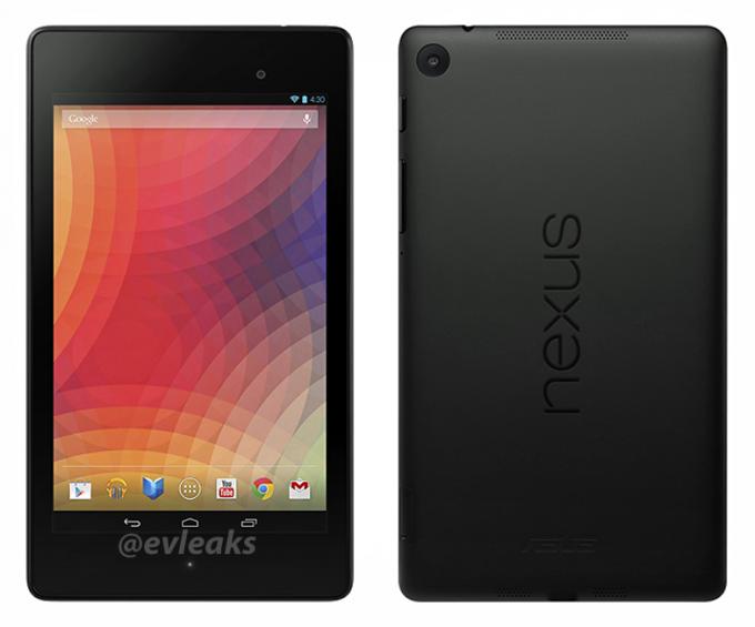 Google Nexus 7 arrives July 30