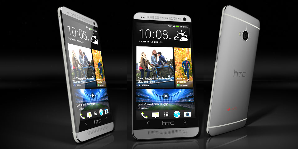 This time HTC have really touched upon the design of their flagship