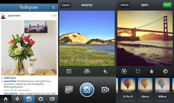 Instagram for iOs gets a new update, landscape option fixed