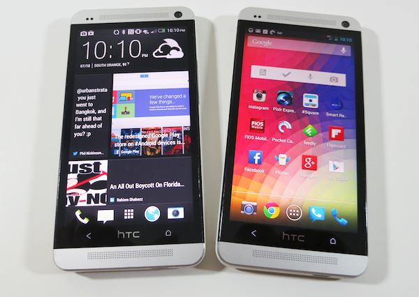 HTC hard at work to create a very appealing smartphone like the HTC One