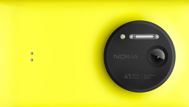 Nokia Lumia 1020's 41MP camera close-up