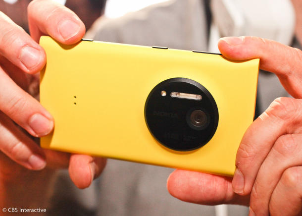 Easier than ever Nokia Lumia 1020 with 41 MP camera can make great shots