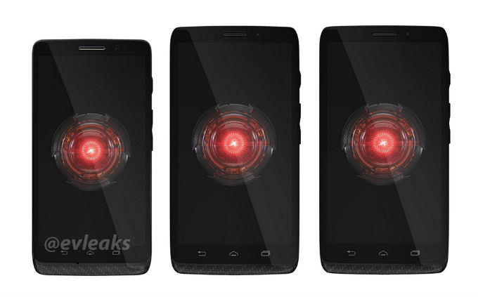 The new trio DROIDs will bring extraordinary mobile experience for users