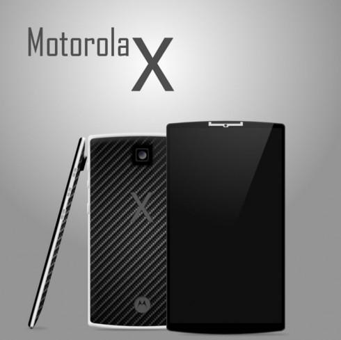 Motorola Moto X has a lot of secrecy around it